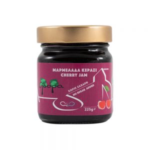 Μαρμελάδα κεράσι - Εβόρα