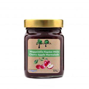 Μαρμελάδα Κεράσι-Μήλο 420γρ