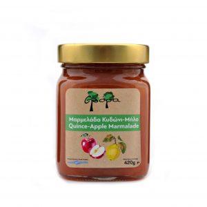 Μαρμελάδα Κυδώνι-Μήλο 420γρ