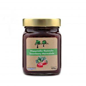 Μαρμελάδα Φράουλα 420γρ