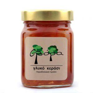 Γλυκό του κουταλιού Κεράσι 420γρ