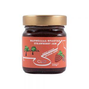 Μαρμελάδα φράουλα - Εβόρα