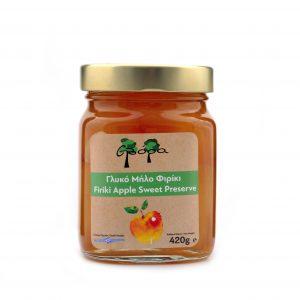 Γλυκό κουταλιού μήλο φιρίκι 420γρ